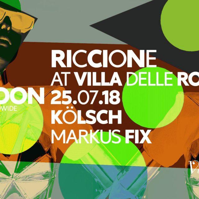 Cocoon Riccione