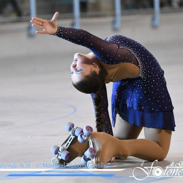 Campionato Italiano di pattinaggio artistico ACSI 2018 e XIII Memorial Roberta Gentilini