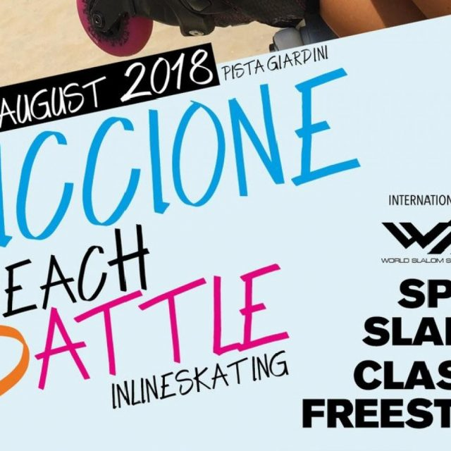 Freestyle Skating, WSSA Circuit Riccione Beach Battle