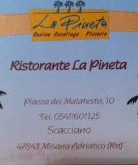 Ristorante La Pineta