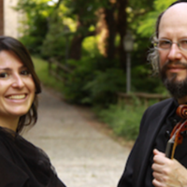 Pulviscolo – Delilah Gutman e Rephael Negri