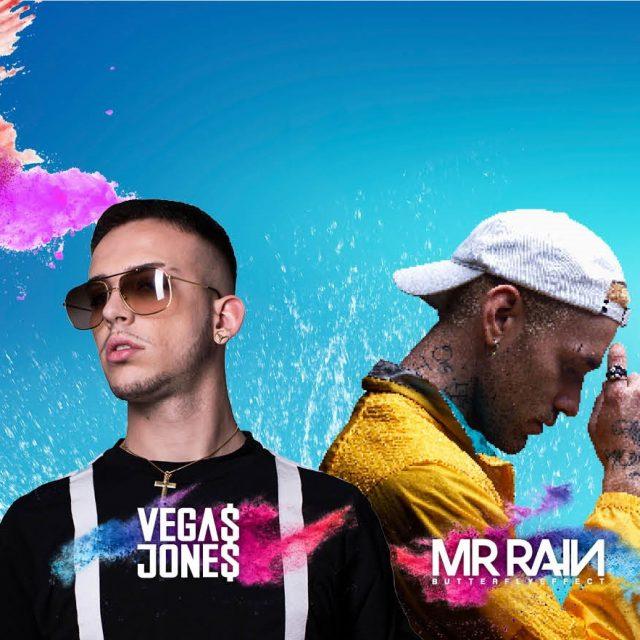 VEGAS JONES / MR RAIN