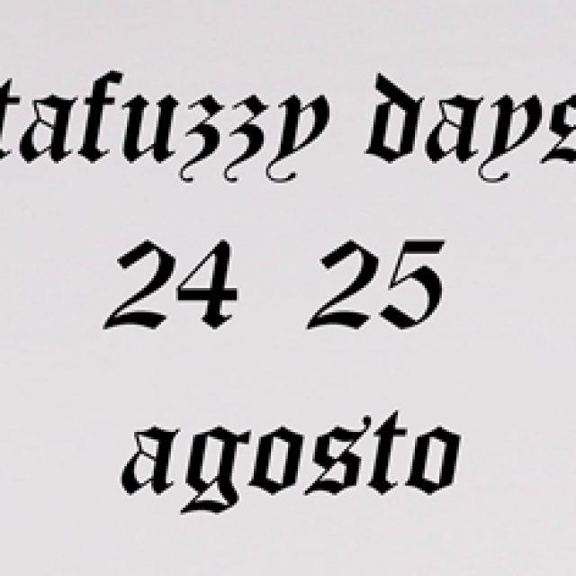 Tafuzzy Days 2018