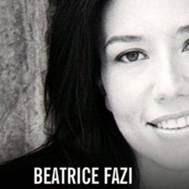 Beatrice Fazi, un'attrice si racconta